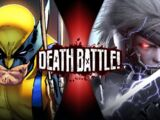 Wolverine VS Raiden