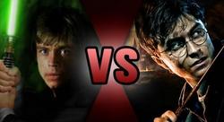 Luke Skywalker vs. Harry Potter