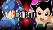 Mega Man VS Astro Boy