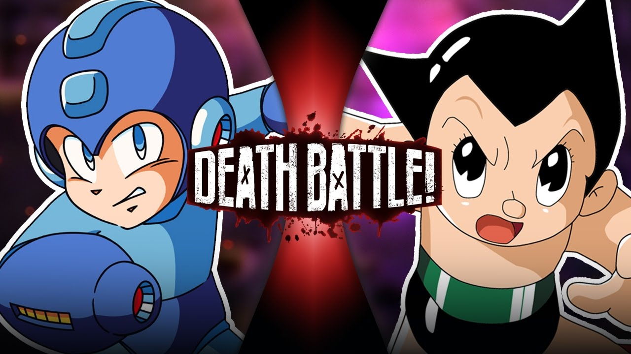 Mega man vs astro boy death battle wiki fandom powered - Megaman wikia ...