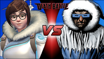Mei vs Captain Cold KD8888