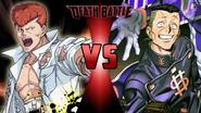 Kazuma Kuwabara vs. Okuyasu Nijimura