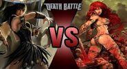Xena vs. Red Sonja
