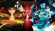Hashirama Senju vs. Avatar Wan