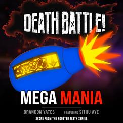 Mega Mania Album Cover