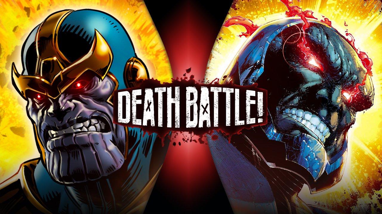 DEATH BATTLE Season 4 Losers. by Mastersword3710 on DeviantArt