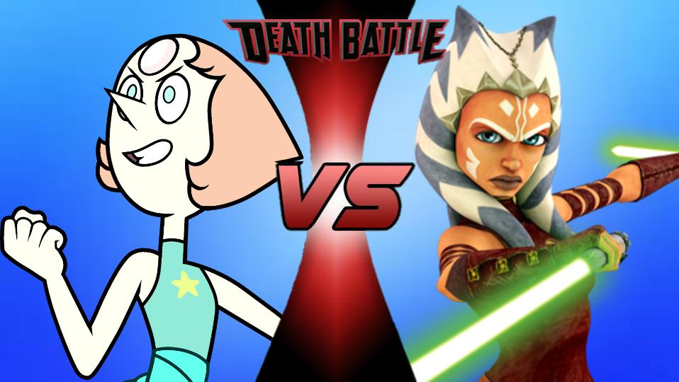 Death Battle Pearl vs Ahsoka