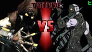 Scarecrow vs. Psycho Mantis
