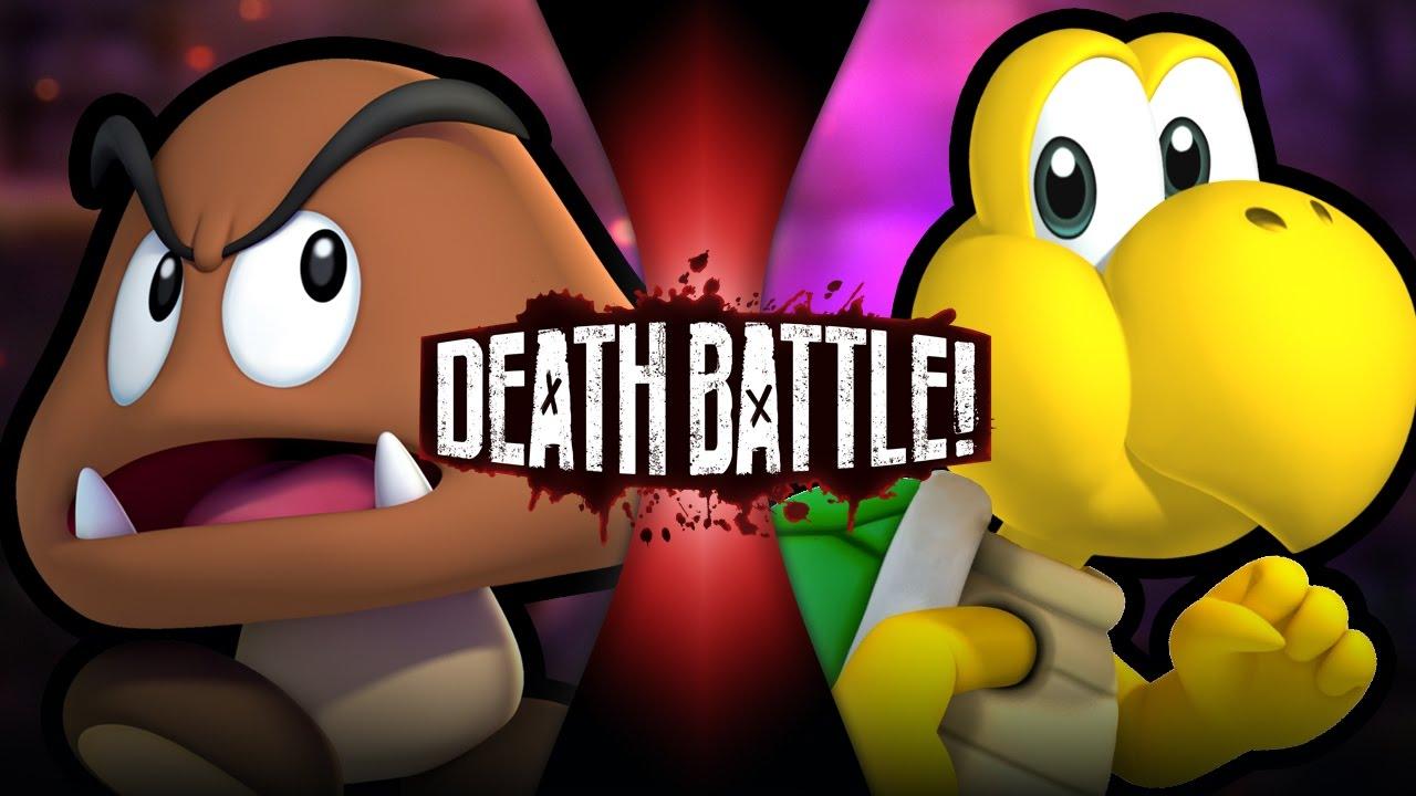 Goomba Vs Koopa Death Battle Wiki Fandom