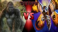 King Kong vs. Mothra