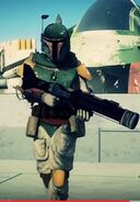 DEATH BATTLE Boba Fett 2