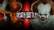 Freddy Kruger vs Pennywise-Nightmares on Derry Town