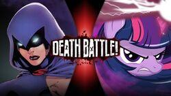 RavenVSTwilightSparkle Official Thumbnail