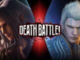 Sephiroth VS Vergil