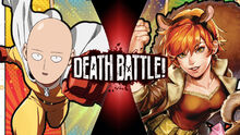 Death Battle Saitama vs Squirrel Girl