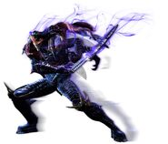 Vergil Corrupt Vergil Devil Trigger (Model) DMC4SE