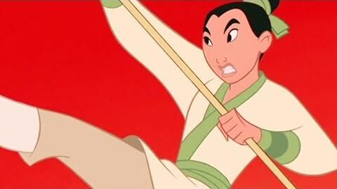 Mulan I'll Make A Man Out Of You Disney Sing-Along