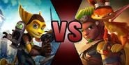 My top 10 death battles Ratchet and Clank VS Jak and Daxter