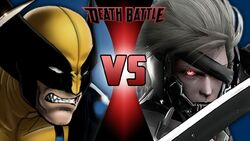 Wolverine VS Raiden DB Thumbnail