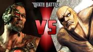 Kano VS Sagat Thumbnail