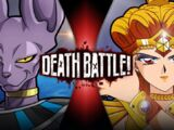 Beerus VS Sailor Galaxia