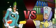 Codniment King VS The Toiletnato