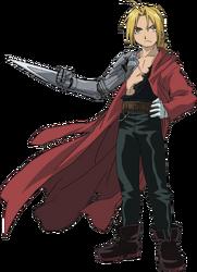 Edward Elric full body