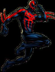 Spider man 2099 by alexiscabo1-da0sb8p