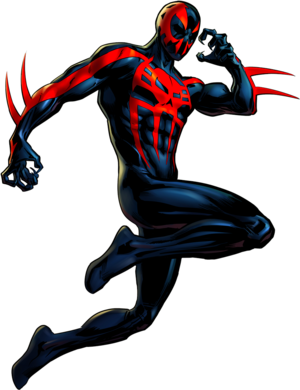 Spider man 2099 by alexiscabo1-da0sb8p