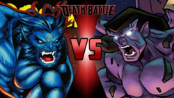 Beast VS Goliath
