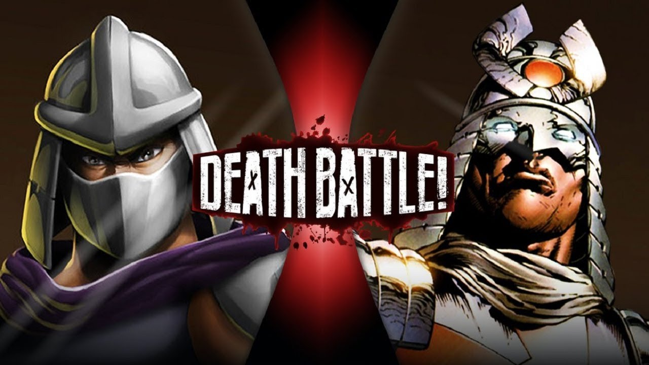 Shredder Vs Silver Samurai Death Battle Wiki Fandom