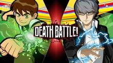 Death Battle Ben Tennyson vs Yu Narukami (2.0)