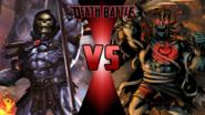 Skeletor vs. Mumm-Ra