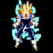 Super Saiyan 2 Vegeta