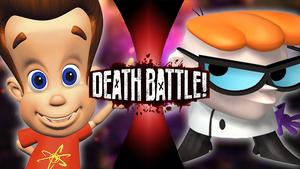 Jimmy Neutron vs Dexter
