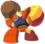 Mega Man Classic - Guts Man