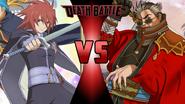 Kratos Aurion vs. Auron