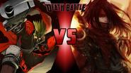 Vash the Stampede vs. Vincent Valentine