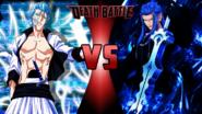 Grimmjow Jaegerjaquez vs. Saix