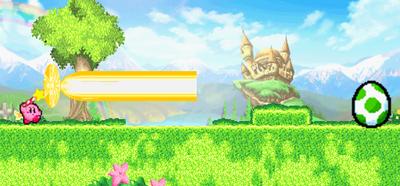 Kirby VS Yoshi Star Rod