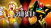 Mega Man VS Samus Aran Composite (Sharaku)