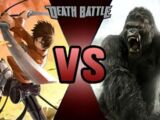 Eren Jaeger vs. King Kong
