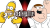 Homer Simpson Peter Griffin Fake Thumbnail V2