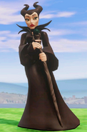 Maleficent in Disney Infinity 2