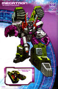 11 DW - Armada vol-2 Megatron-1
