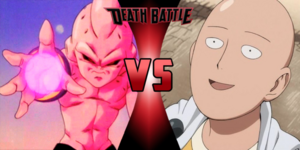 Kid buu vs Saitama | Death Battle Fanon Wiki | FANDOM ...