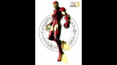 Marvel vs Capcom 3 - Theme of Iron Man