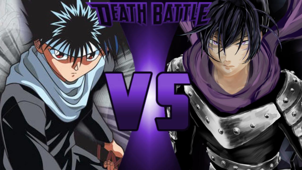 hiei vs speed of sound sonic death battle fanon wiki fandom