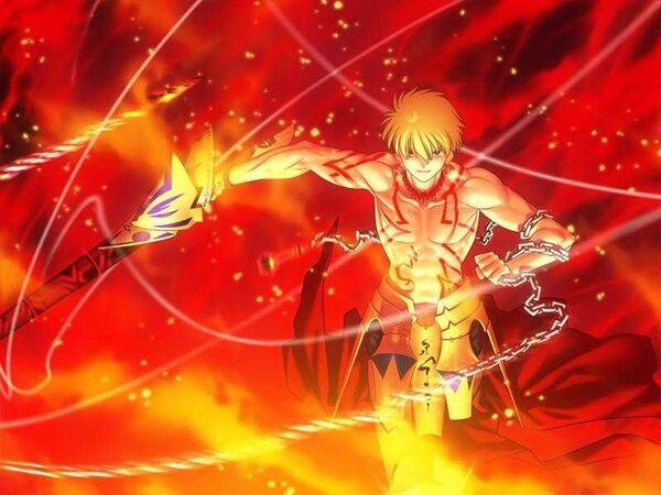 Gilgamesh full power by nathanthemanthemhfan-dbp7ii3