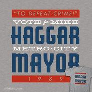Mayor-haggar